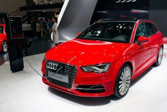 Ömlik a kínai Audi
