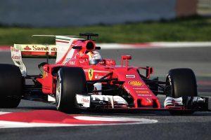 F1: Vettel Margit után most Ginával nyomul