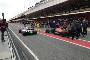 F1: Folytatódik a McLaren vergődése
