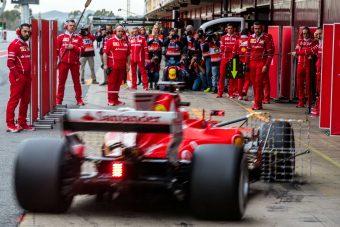 F1: A Ferrarit csodálja a McLaren