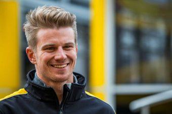 F1: Kínos rekordot szerezhet Hülkenberg