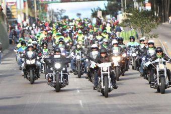 Harmincezer motoros indult zarándokútra