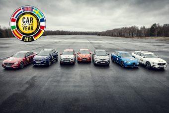 Megvan Az Év Autója 2017!