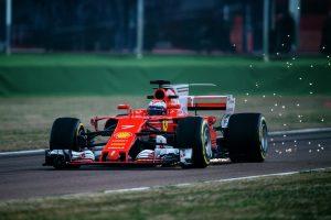 F1: Räikkönen kipróbálta az új Ferrarit – videó