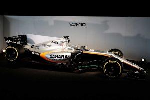 F1: Rózsaszínre festik a Force Indiát?