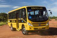 Off-road buszokon járhatnak iskolába a gyerekek