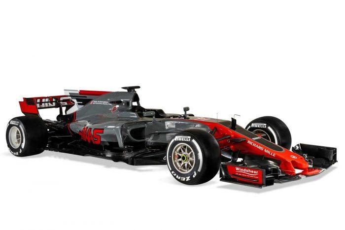 Haas F1 VF-17