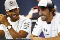 F1: Hamilton Messi, Alonso Ronaldo