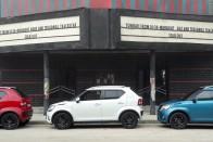 Itthon az új Suzuki