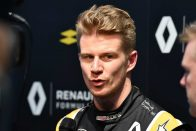 F1: 2019-ben lenne világbajnok Hülkenberg