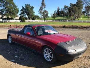 Furcsa platós Mazda MX-5 keresi új gazdáját