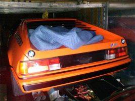 Megvennéd Niki Lauda BMW M1-esét?