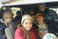 Elképesztő felelőtlenség gyerekekkel Miskolcon