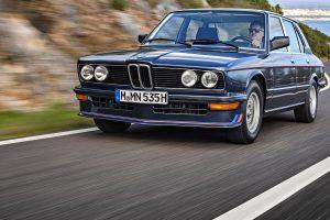 Miért nincsenek ma ilyen BMW-k?