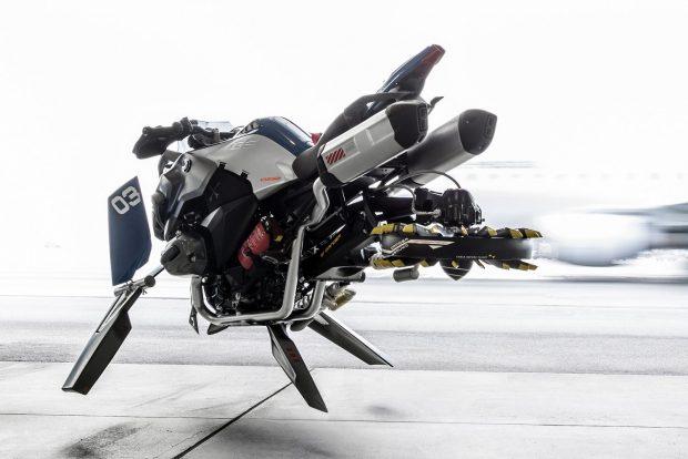 LEGO-ból fejlesztettek repülő BMW-t