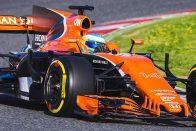 F1: Pályán a McLaren és a Renault