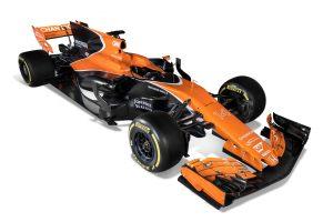"""F1: """"Sereghajtót"""" leplezett le a McLaren"""