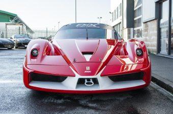 Eladó a legvadabb utcai Ferrari