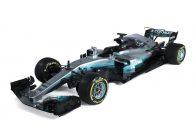 F1: Stúdiófotókon a Mercedes új autója