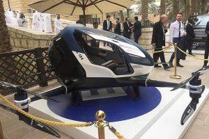 Ez a jövő: már tesztelik a taxidrón prototípusát