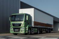 Elektromos teherautókat tesztelnek az osztrákok