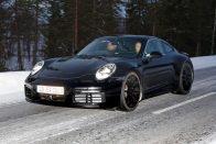 Hibrid lesz a következő Porsche 911?