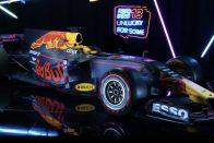 F1: Itt a (bal)szerencsés új Red Bull – videó