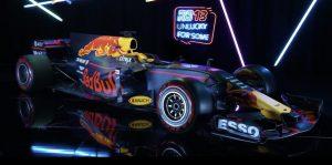 F1: Itt a (bal)szerencsés új Red Bull - videó