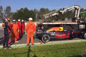 F1: Máris elromlott a McLaren és a Red Bull