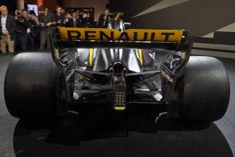 F1: 95 százalékban új a Renault motorja