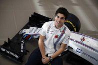 F1: Videón, ahogy rögtön kicsúszott az újonc