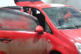 4 évig nem takarította ki az autót, ez volt benne