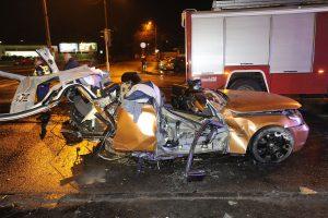 Megrázó fotók a szentendrei úti halálos balesetről