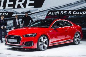 Audi RS5: ugyanaz a nóta