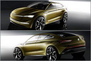 Elektromos terepkupét fejleszt a Škoda
