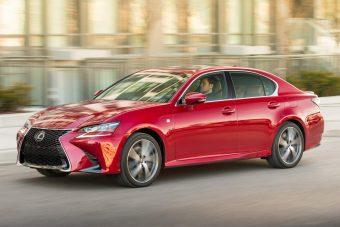 Megszűnhet a Lexus GS szedán