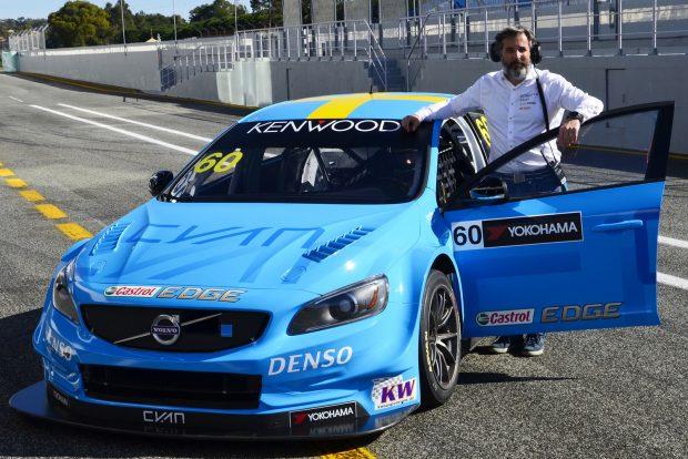 A világ legjobb pilótáját szerezte meg a Volvo