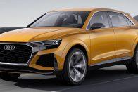 Audi Q8 Sport Concept: nem csak a látvány más