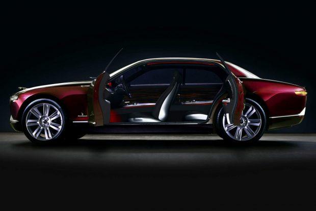 Jaguar B99 Concept (2011)