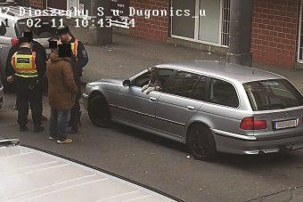 Rendőreink azt hitték, tolvajt fogtak, de nagyon meglepődtek