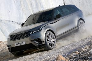 Range Rover Velar: a múltból jött, a jövőbe tart