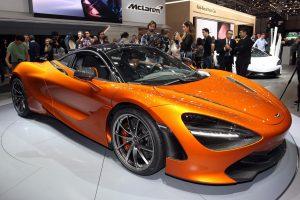 Megérkezett az új McLaren 720S