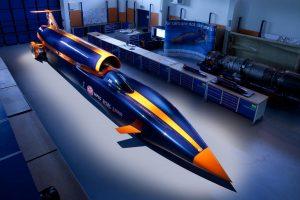 Elhalasztották a sebességi világcsúcs-kísérletet