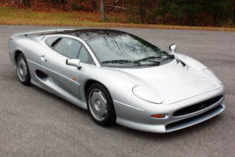 Világrekordra készül a Jaguar