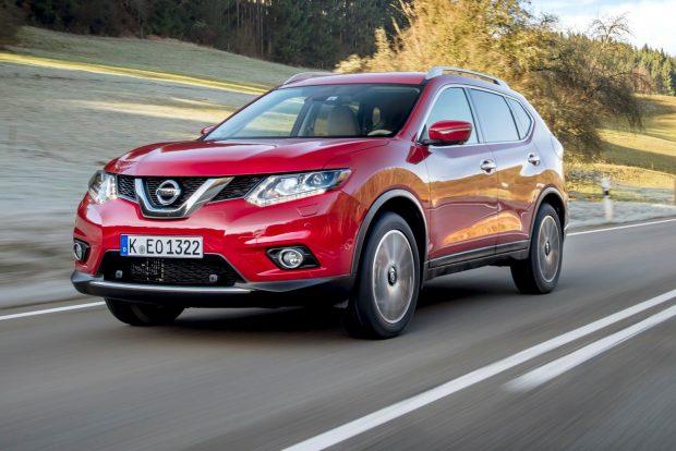 Nissan X-Trail immár kétliteres dízelmotorral is