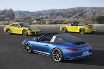 Idén erősebb, színesebb, okosabb a Porsche 911