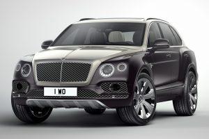 Bentley Bentayga Mulliner: luxusterepjáró a négyzeten