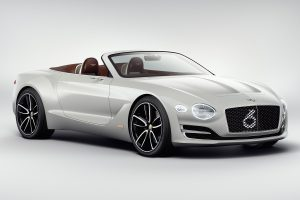 Bentley EXP 12 Speed 6e concept: Vadonatúj Bentley formálódik