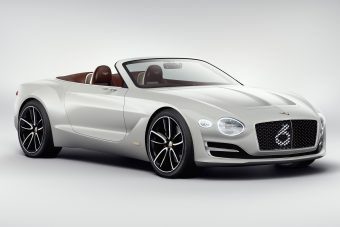Bentley EXP 12 Speed 6e concept: Vadonatúj Bentley formálódik