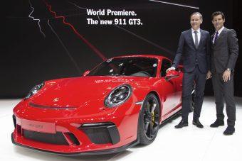 Porsche 911 GT3: Egyszerűen kemény